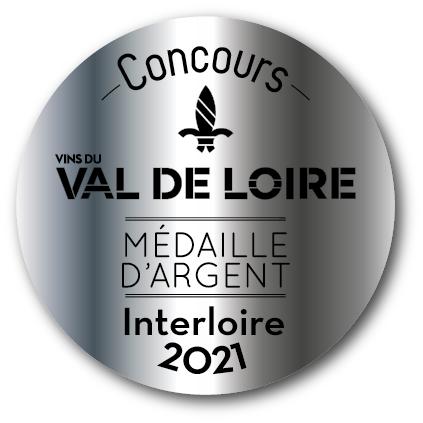 MEDAILLE ARGENT VAL DE LOIRE 2021